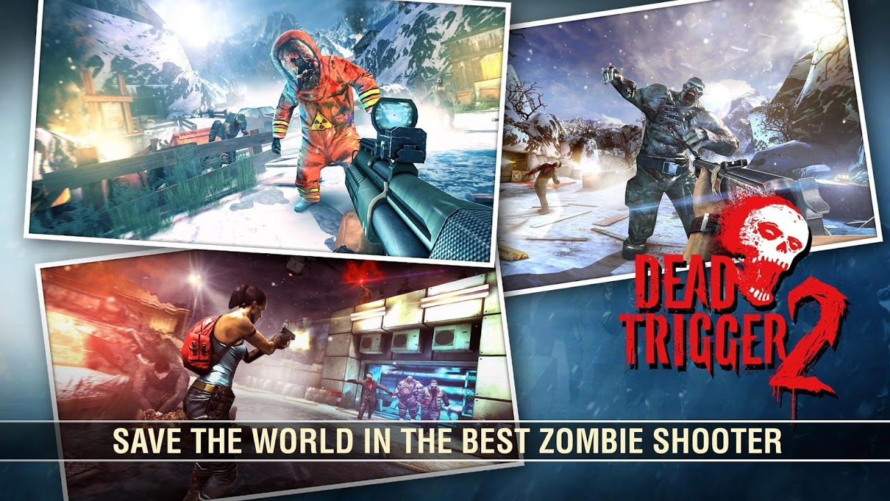 Dead Trigger 2: First Person Zombie Shooter Game 1.5.3 Screen 23
