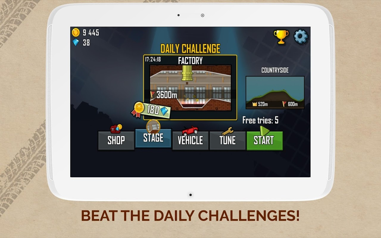 Hill Climb Racing 1.40.0 Screen 7