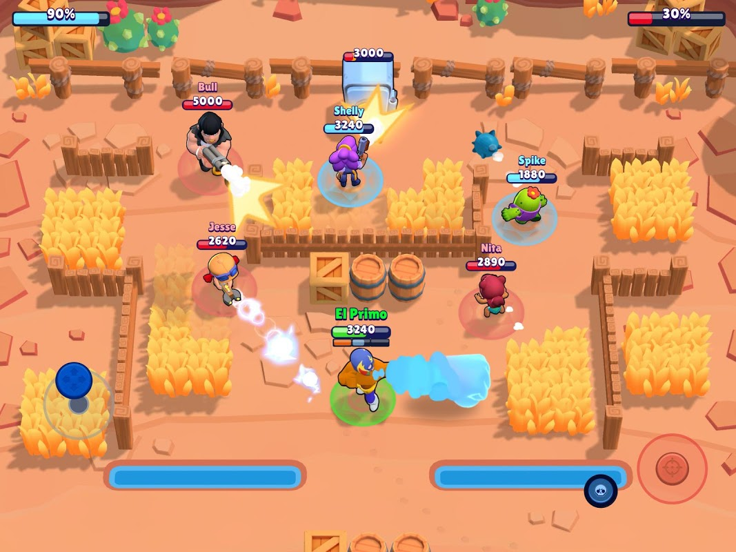 Android Brawl Stars Screen 3