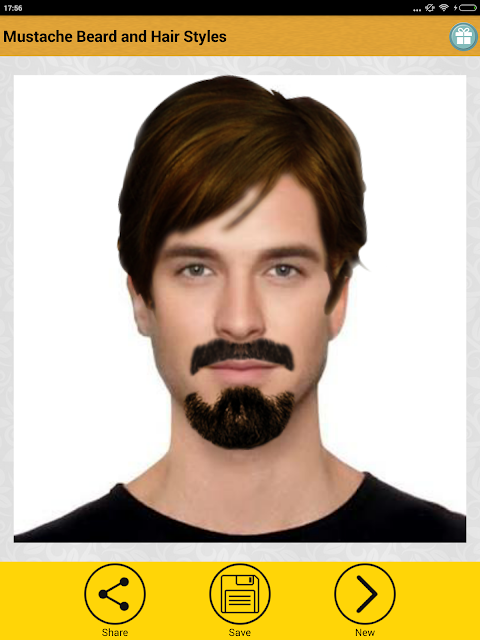 Add Hair Beard Mustache Styles 1.7 Screen 13