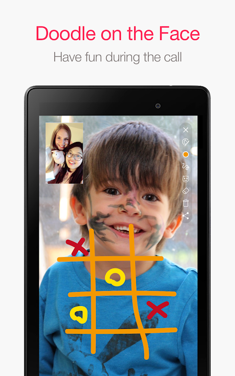 JusTalk - Free Video Calls and Fun Video Chat 7.2.54 Screen 10
