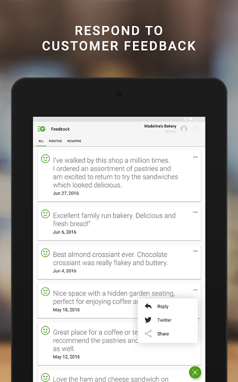 Android Groupon Merchants Screen 14