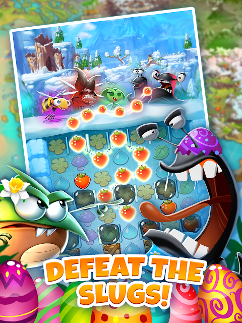 Android Best Fiends - Puzzle Adventure Screen 11