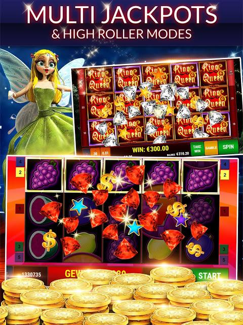 Android MERKUR24 – Online Casino & Slot Machines Screen 11