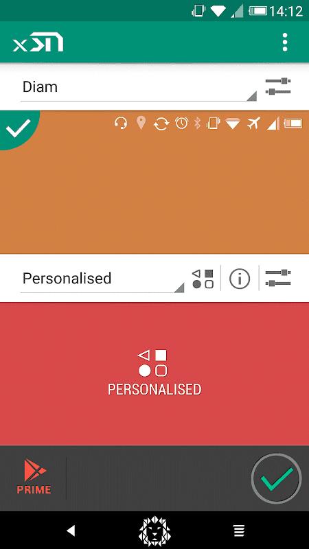 Android Xstana Screen 3