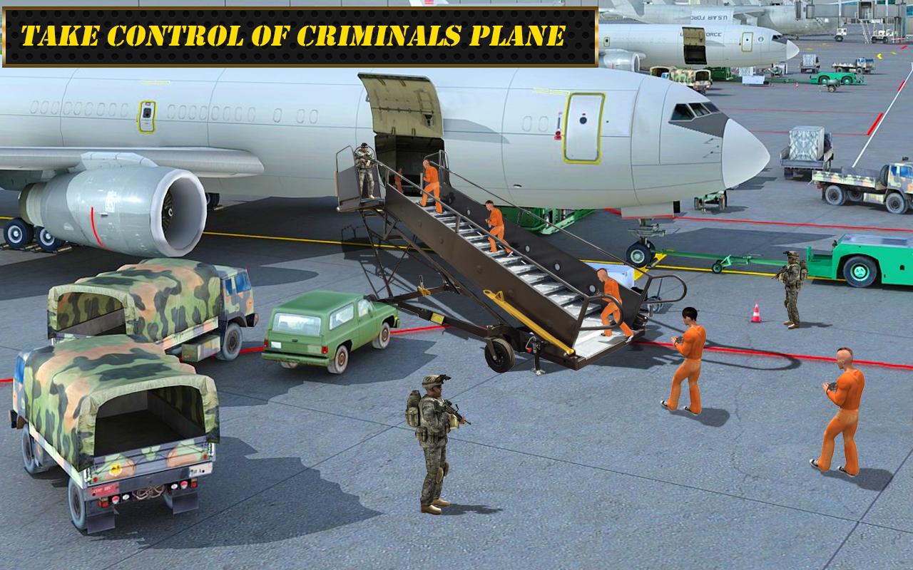 Criminal Transporting in Plane 1.0 Screen 4