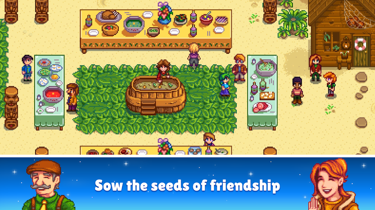 Stardew Valley 1.18 Screen 15