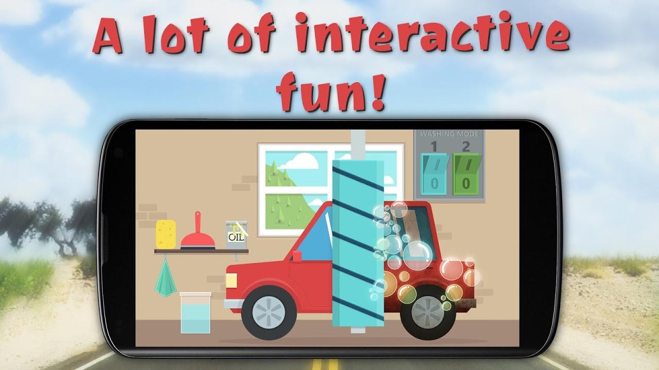 Kids Toy Car Driving Game Free 2.1.0 Screen 1