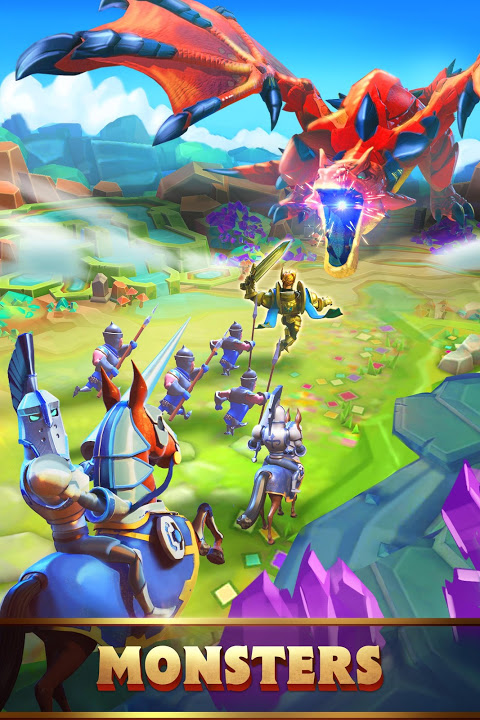 Lords Mobile: War Kingdom - Strategy RPG Battle 1.98 Screen 3
