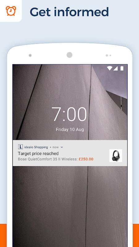 idealo - Price Comparison & Mobile Shopping App 10.3.7 Screen 5