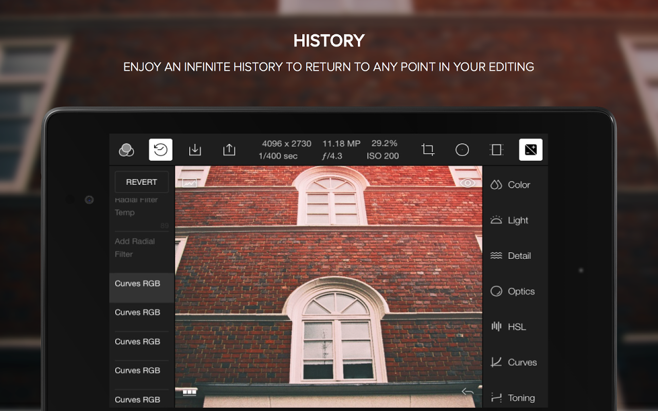 Polarr Photo Editor 2.4.0 Screen 8
