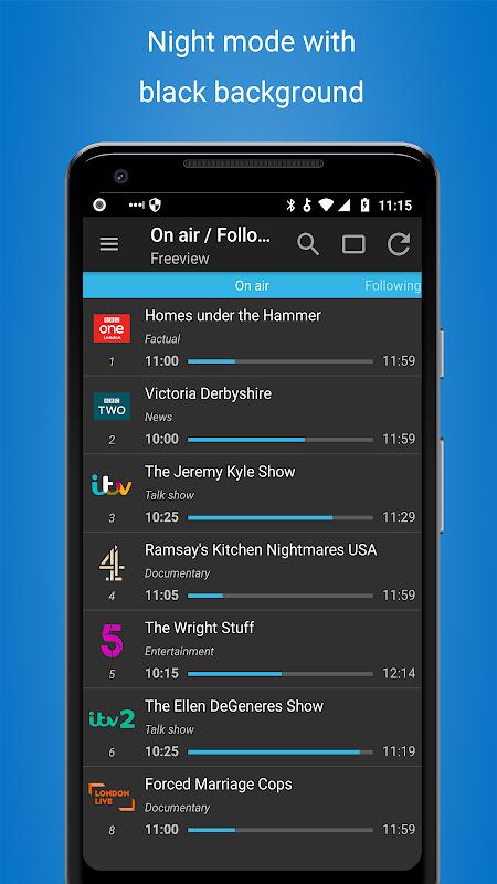 TV Guide+ 1.10.15 Screen 3