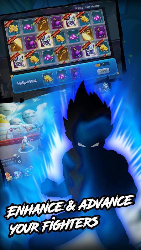 Android Fury Fighter: Awaken Screen 3