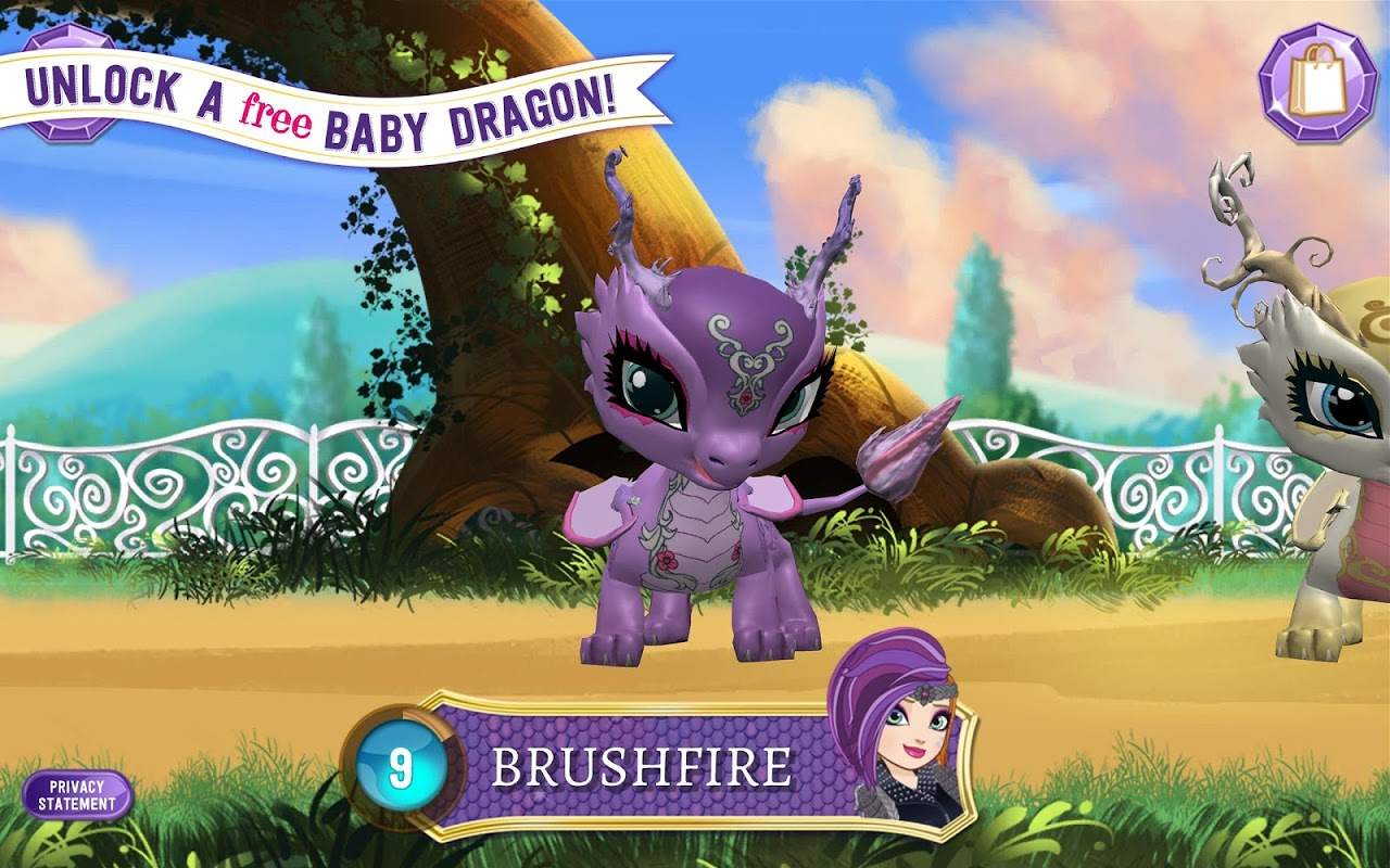 Android Ever After High™: Baby Dragons Screen 14