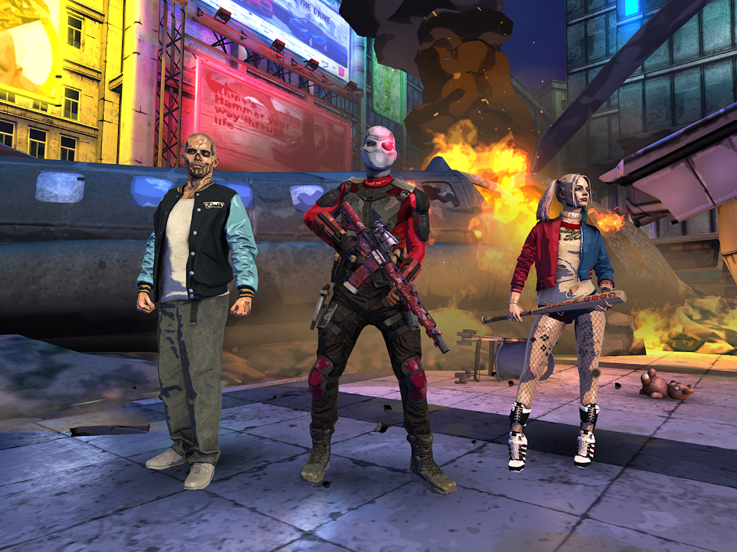 Suicide Squad: Special Ops 1.1.3 Screen 10