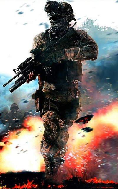 Android Call of Duty : Mobile Wallpaper HD Screen 3