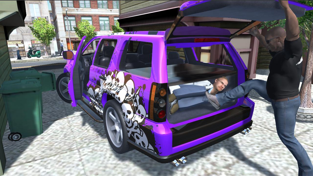Android Urban Car Simulator Screen 6