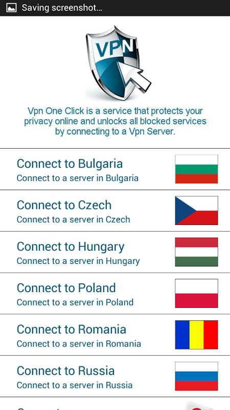 Android Vpn One Click Screen 10