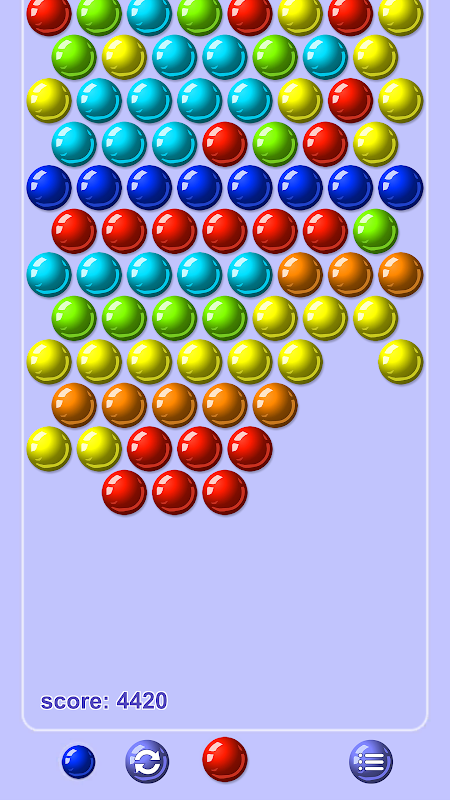 Bubble Shooter 2.6 Screen 1