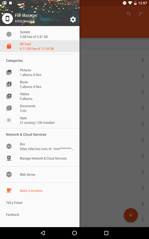 N Files - File Manager & Explorer 2.9.8 Screen 13