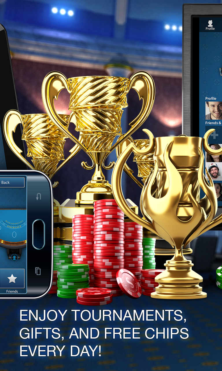 Android Pokerist: Texas Holdem Poker Screen 1