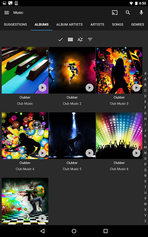 Emby for Android 3.0.21 Screen 9