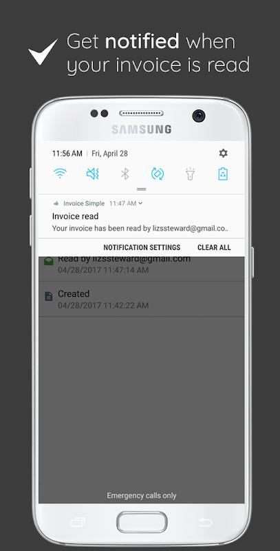 Invoice & Estimate on the Go 0.1.283 Screen 3