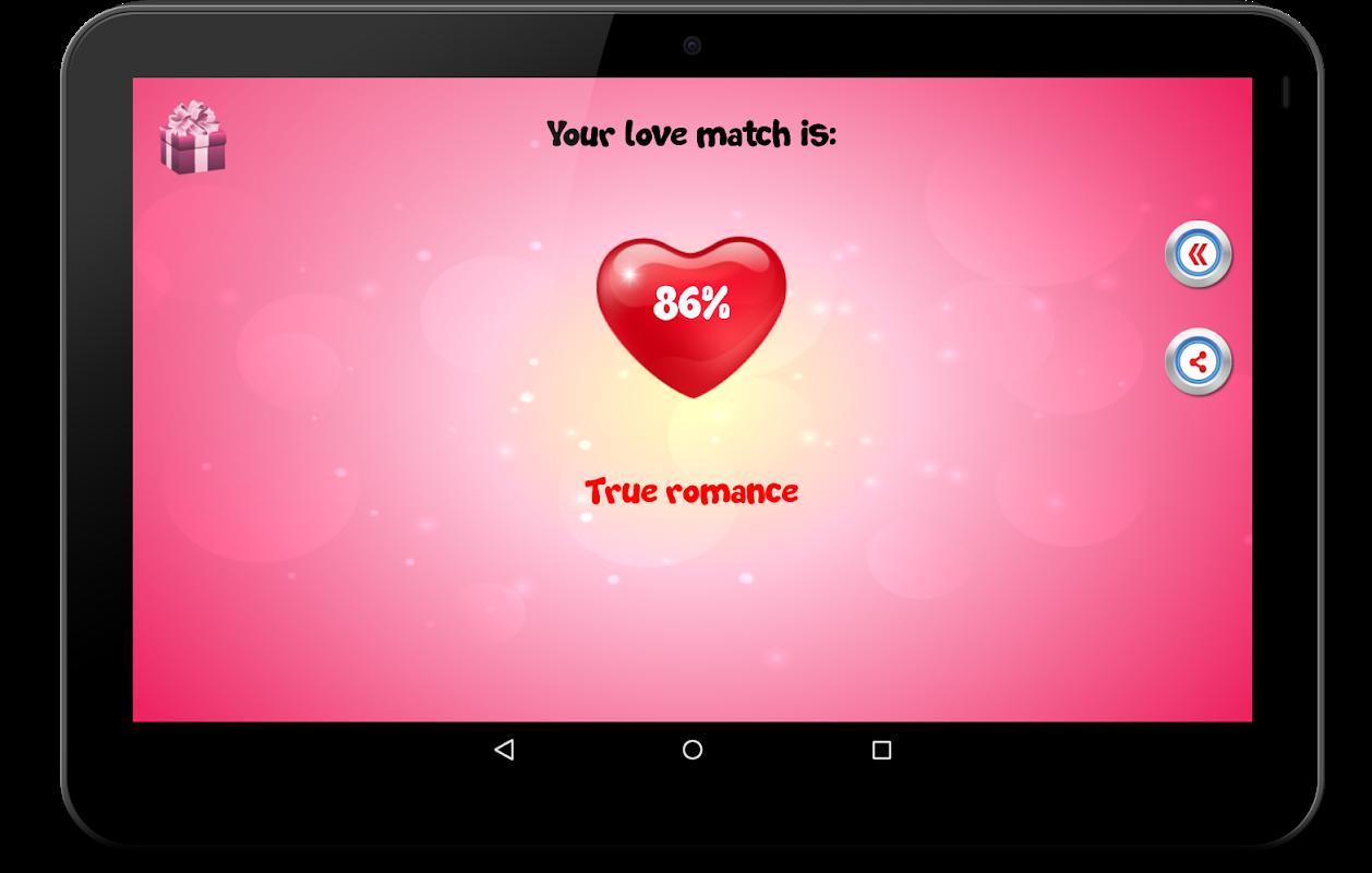 Fingerprint Love Scanner Prank 1.11.10FLTS Screen 11