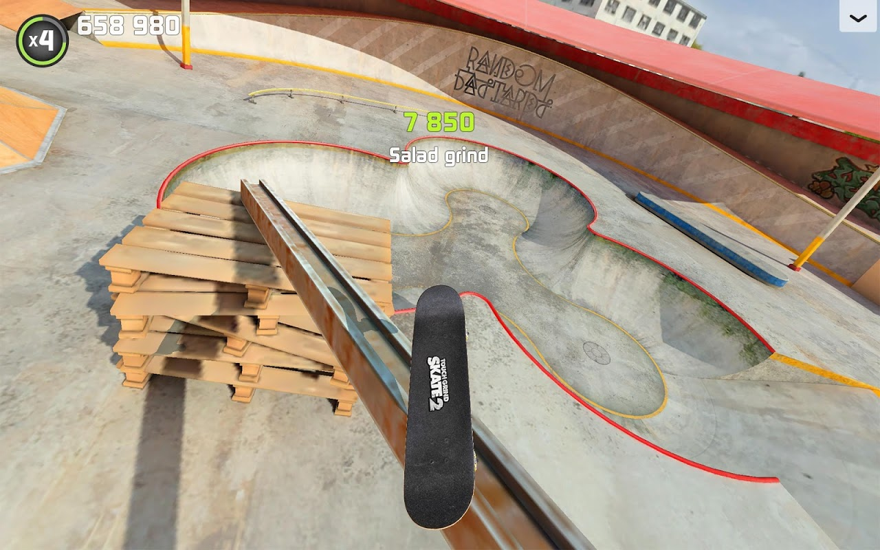 Touchgrind Skate 2 1.28 Screen 4