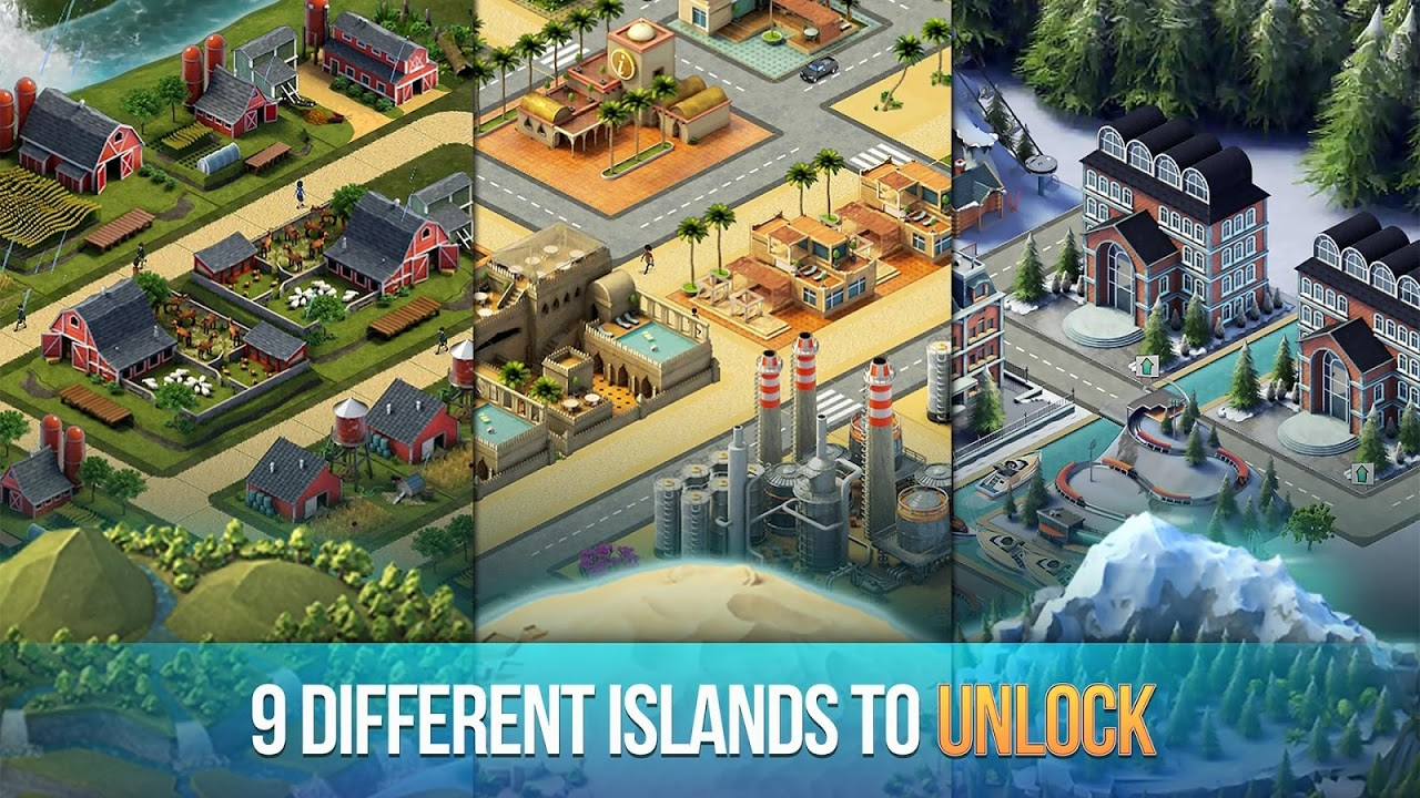 City Island 3 - Building Sim 2.5.3 Screen 2
