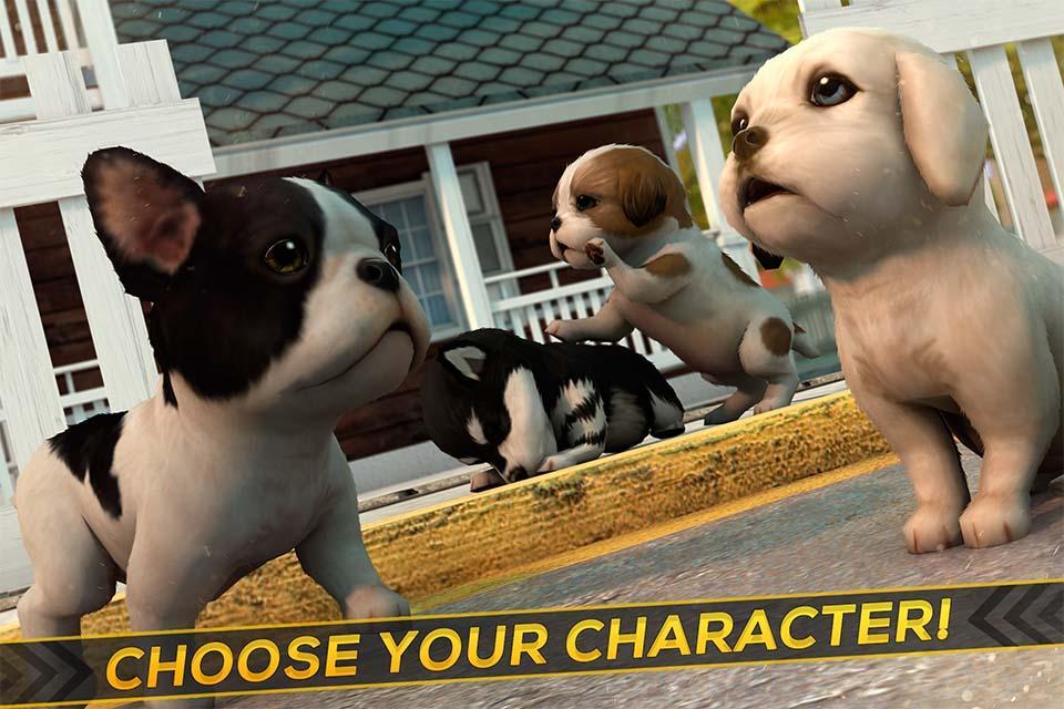Dog Puppies Run! 1.3.0 Screen 2