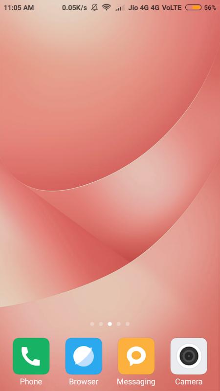 HD Asus Zenfone 4 Wallpaper 1.02 Screen 4