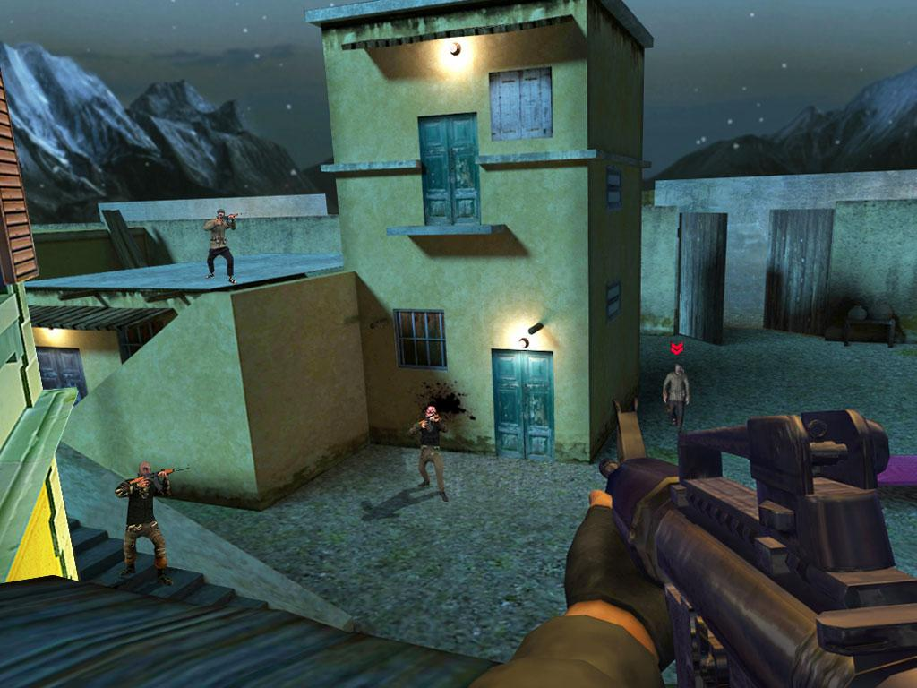 Android Yalghaar: Action FPS Shooting Game Screen 14