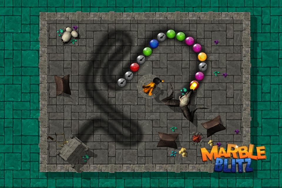 Android Marble Blitz Ball Blast Legend Screen 10