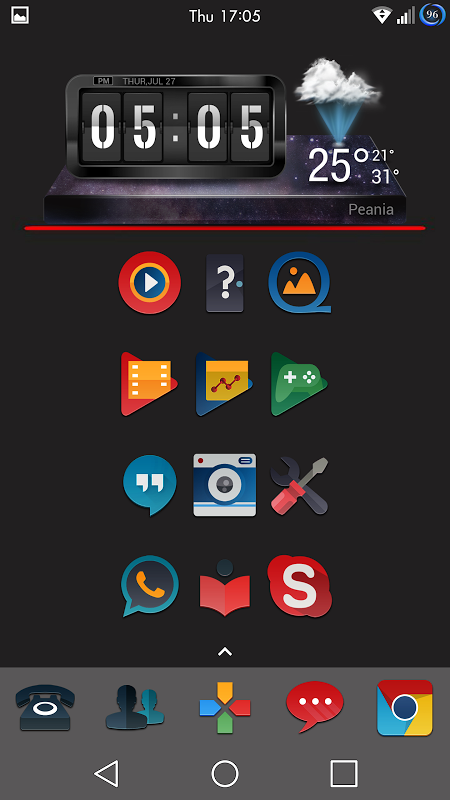 ProtonD Icon Pack 1.5 Screen 4