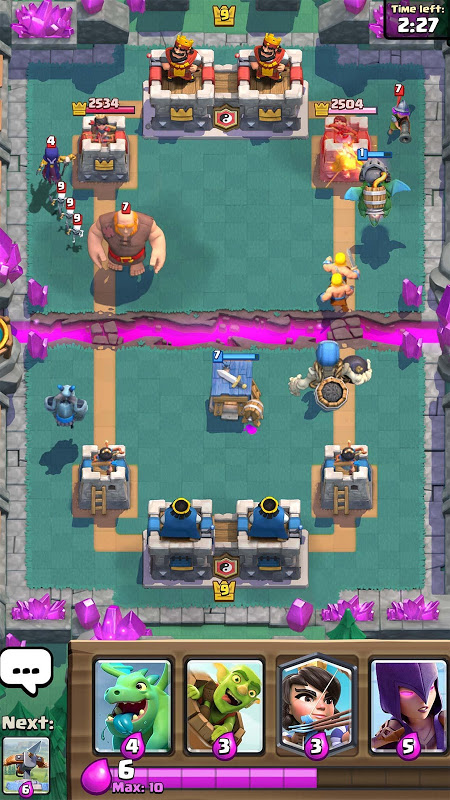 Clash Royale 2.6.1 Screen 5