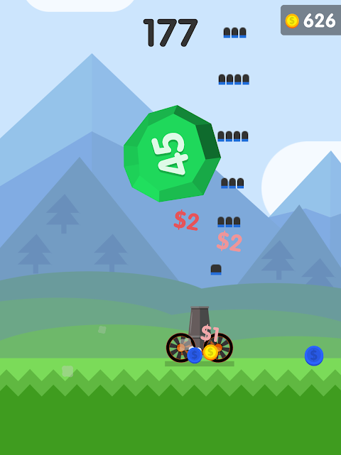 Android Ball Blast Screen 6