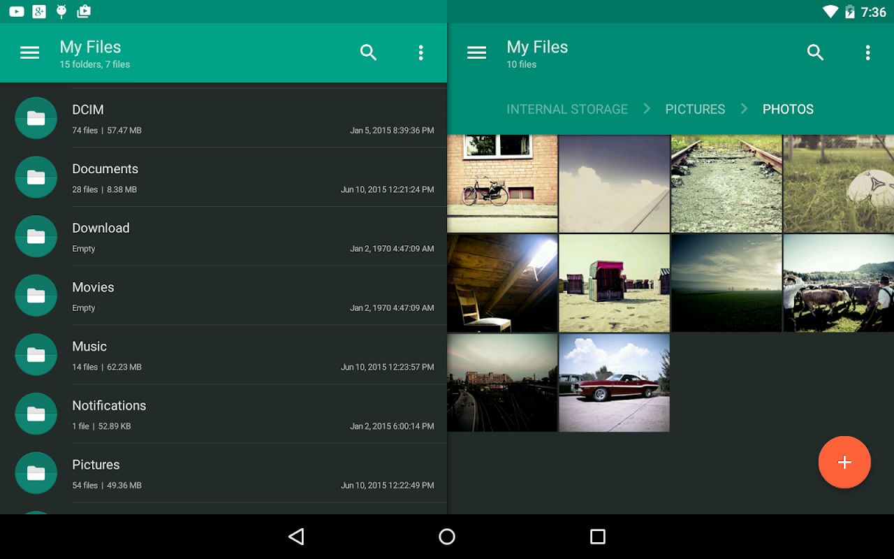 Solid Explorer File Manager 2.5.6 Screen 14