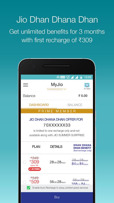 MyJio 3.2.37 Screen 5