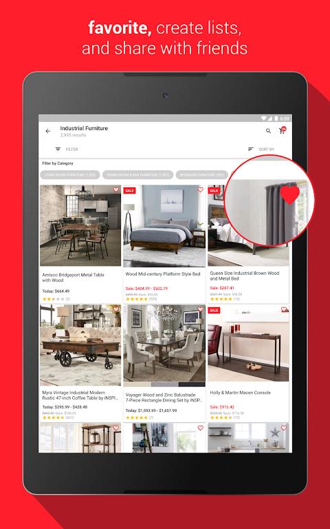 Overstock – Home Decor, Furniture Shopping 2018.12.2 Screen 7