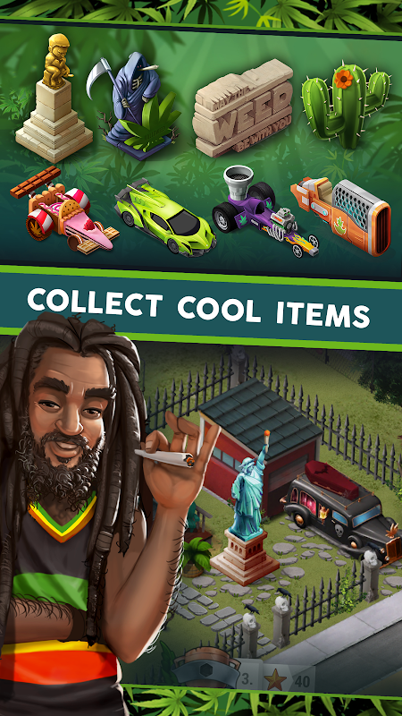 Android Hempire - Weed Growing Game Screen 10