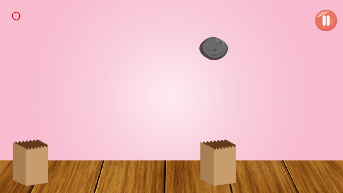 Android Burger Catcher Screen 2