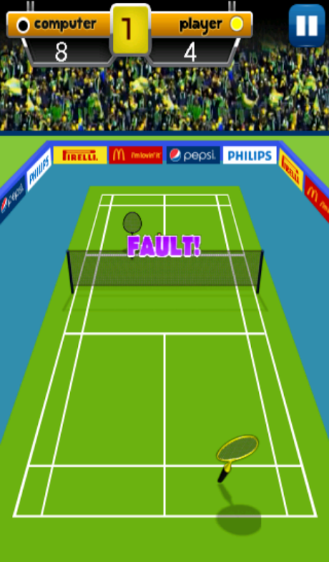 Android Badminton Champion Screen 13