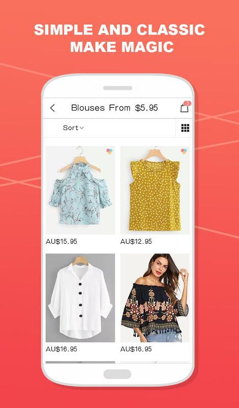 SHEIN - Shop Women's Fashion 6.3.4 Screen 3