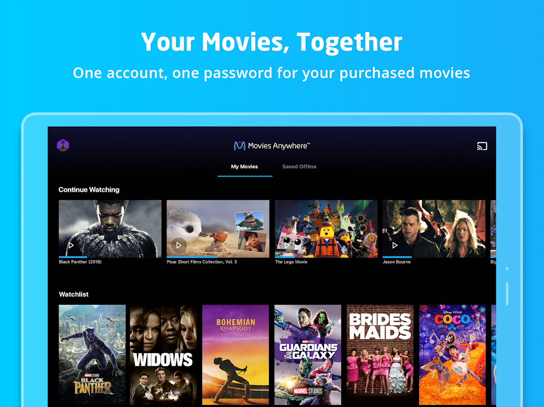 Movies Anywhere 1.19.1 Screen 13