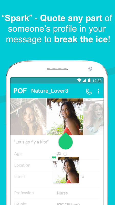 POF Free Dating App 3.95.1.1419017 Screen 3