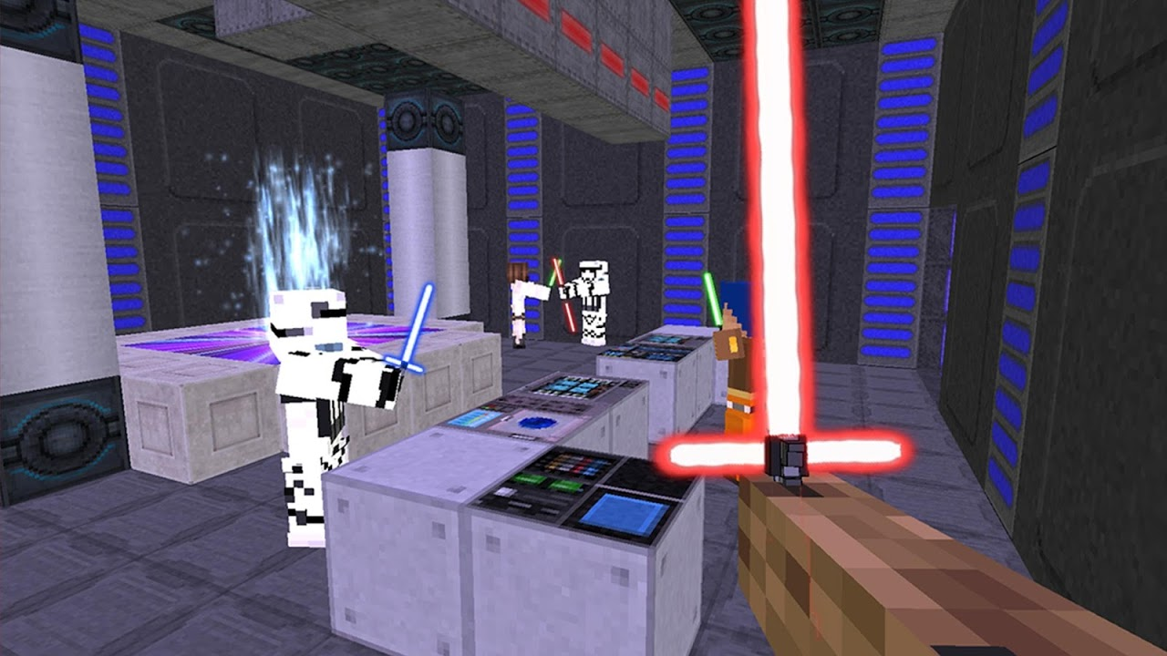 Android LightSaber Knight Wars Screen 7
