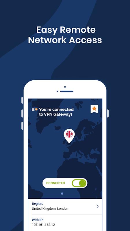 OpenVPN Connect – Fast & Safe SSL VPN Client 3.0.5 Screen 2