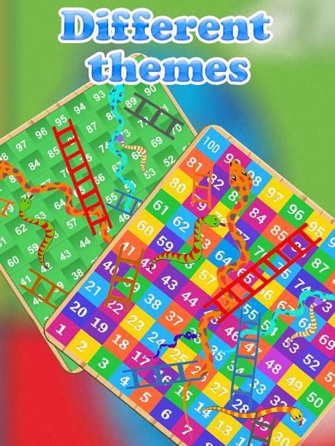 Snakes and Ladders Multiplayer -The Dice Game 2018 1.0 Screen 4