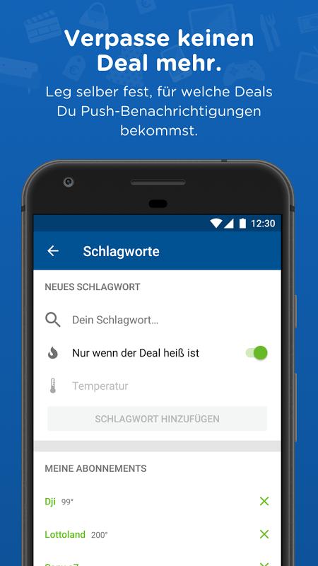 mydealz – Gutscheine & Deals 5.3.03 Screen 3